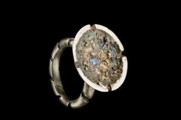 CZ stone set ring - jpeg
