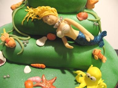 mermaid detail 1