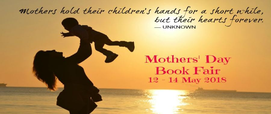 Banner Mothers Day Book Fair